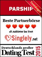 Parship - Beste Partnerbörse