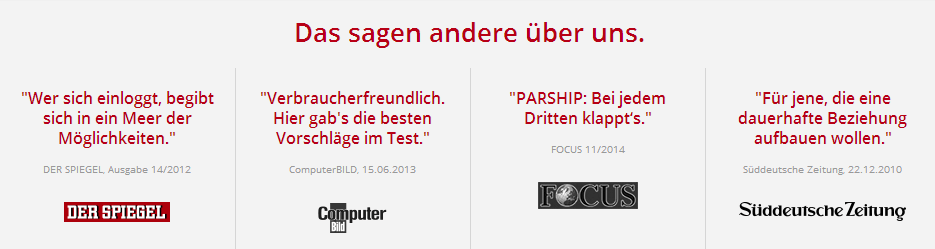 Stiftung Warentest: NEU.DE erzielt zweiten Platz | NEU.DE Blog