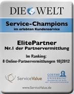 Auszeichnung Elitepartner