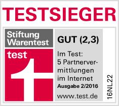 Testsieger partnervermittlung 2014