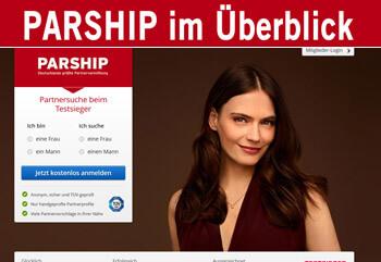 partnersuche im internet test erfahrungen parship