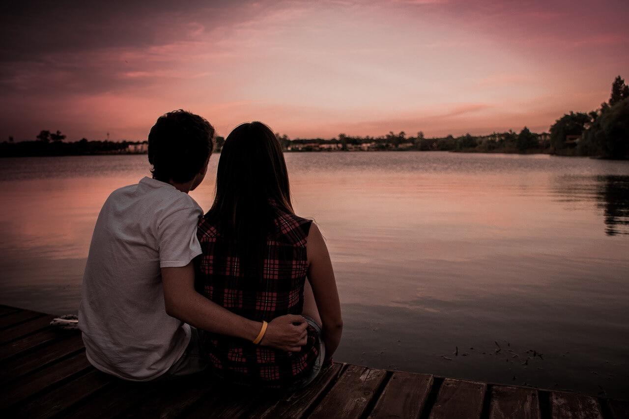Intimität beim Dating