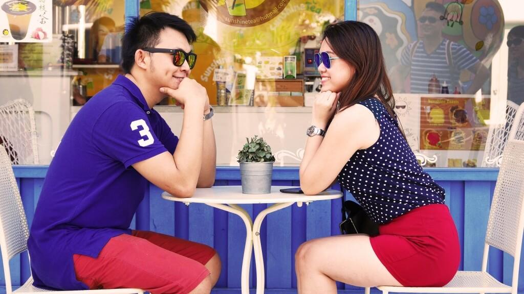 Casual dating erstes treffen