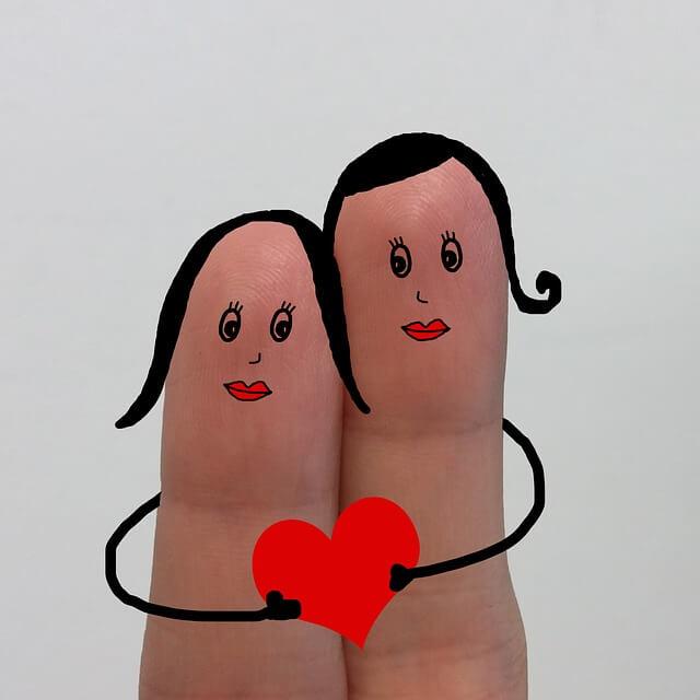 Frau liebt Frau liebt | die Akzeptanz ist begrenzt