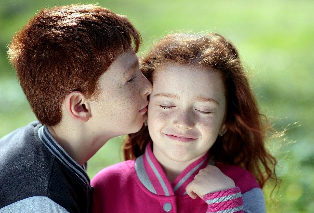 Magische erste Liebe - der Zauber der Liebe ist etwas ganz Besonderes