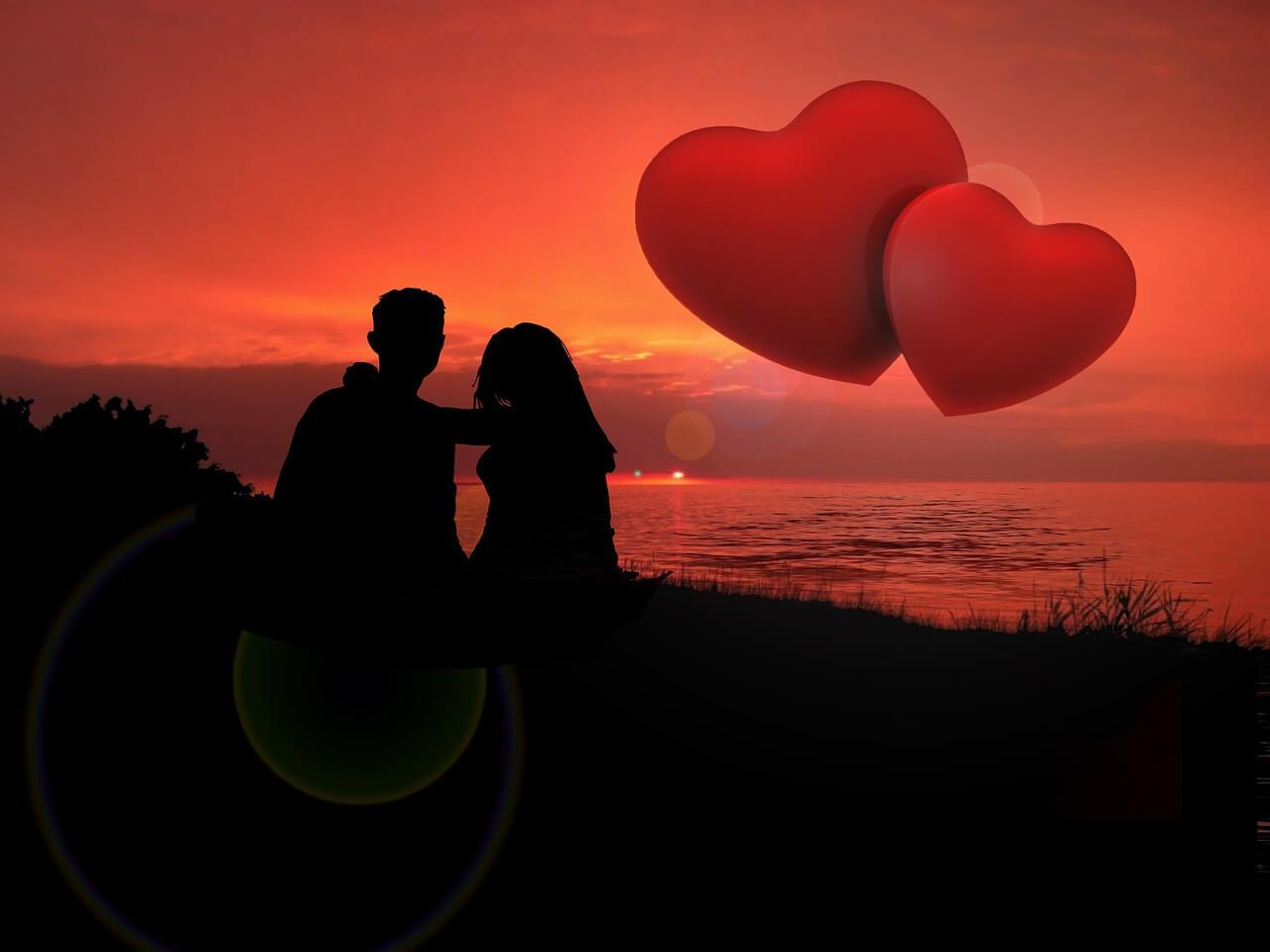 liebe auf distanz
