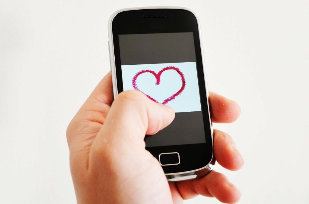 Inspiration für verliebte SMS und Nachrichten