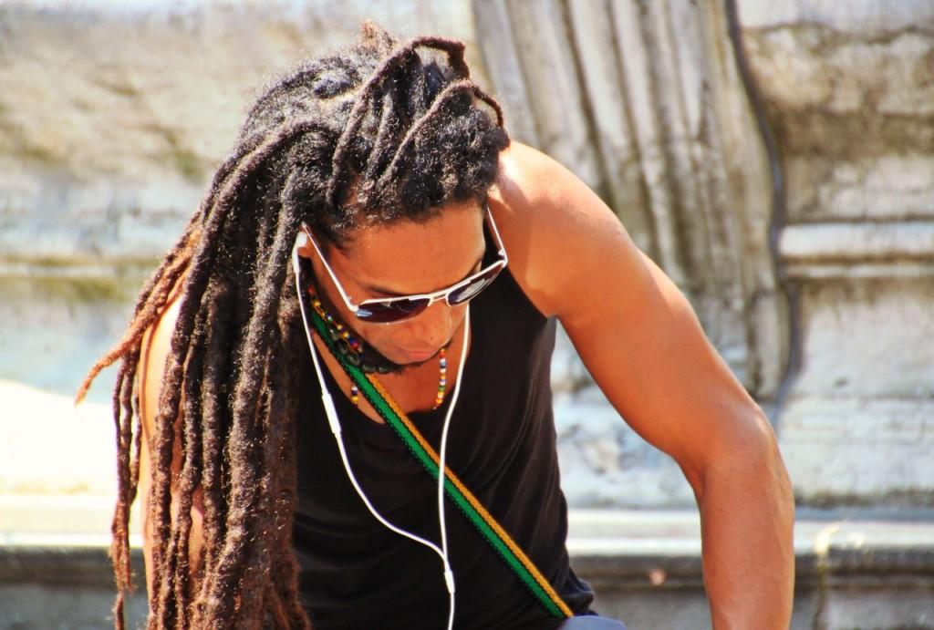 Männer mit langen Haaren: Geschmackssache