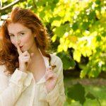 Rote Haare, grüne Augen, Sommersprossen – ein ganz besonderer Look
