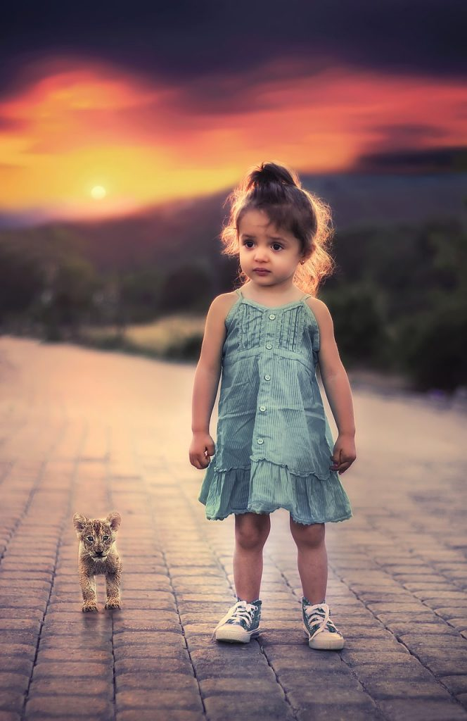 """Was bedeutet """"Kein Kind von Traurigkeit""""?"""