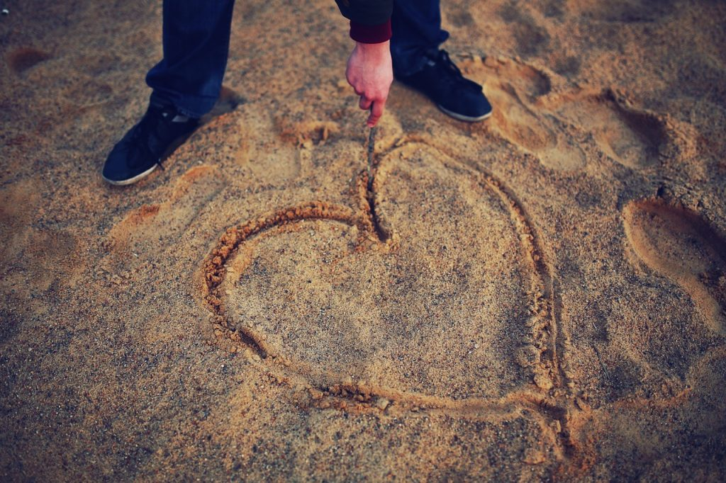 In diesen vier Phasen verlieben sich Männer
