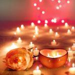 Es muss nicht immer ein Candlelight-Dinner sein