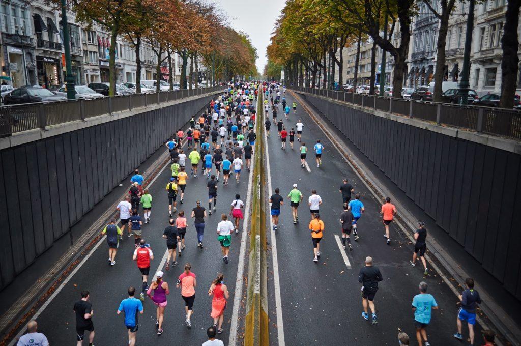 Marathon laufen - so gehts! - singlely.net